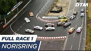 DTM Norisring 2017 - Race 1 (Multicam) - Live (English)