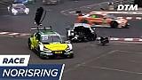 Zware crash Gary Paffett op de Norisring