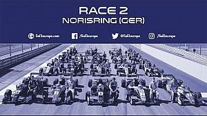 فورمولا 3: السباق الـ14 في موسم 2017 في نوريسرينغ