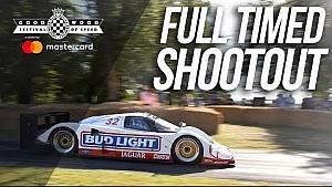 Full timed shootout: Goodwood FOS 2017