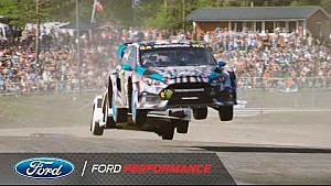 World Rallycross Sweden | Action Recap | Ford Performance