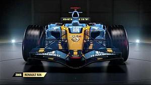 La Renault R26 dans F1 2017