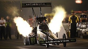 Brittany Force goes to the top spot in Friday qualifying