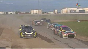 Red Bull​ GRC powerblock: Round 7 - Indianapolis