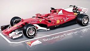 Ferrari створює притискну силу