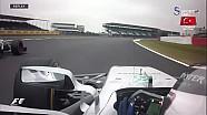 Bottas ve Massa'nın Copse'daki mücadelesi - 2017 Britanya GP sıralama