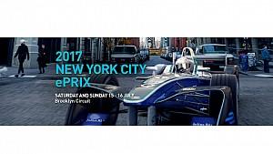 Cumartesi 2. antrenman - 2017 FIA Formula E New York City ePrix