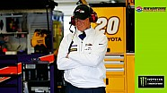 Joe Gibbs: 'We had to make a decision'