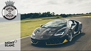 770bhp Lamborghini Centenario | A century in the making