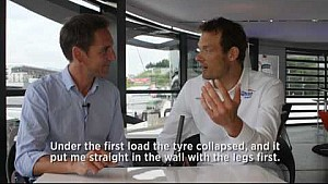 Alex Wurz talks about his Paul Ricard monster shunt