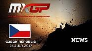 Los mejores momentos del MXGP de República Checa 2017