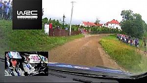 Rallye Polen: Onboard, Tänak
