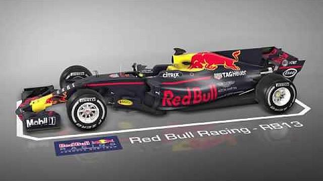 Formule 1 De ontwikkeling van de RB13 tot dusver