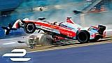 Усі аварії третього сезону Формули E