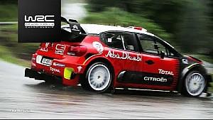 WRC 2017: Sébastien Loeb prueba el Citroen C3 WRC