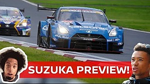 Jann V's Jenson Button! Super GT Suzuka 1000km Preview- Nismo news