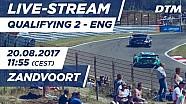 Live: Qualifiche (Gara 2) - Zandvoort 2017