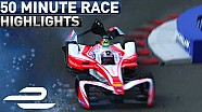 Qualcomm New York city ePrix 2017 (Round 9) extended highlights - Formula E