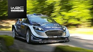Rally Germany 2017: Highlights stages 9-12
