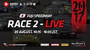 Fuji - Race 2 - Blancpain GT series Asia 2017