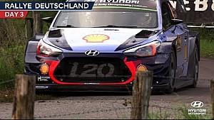 Almanya Rallisi 3. gün - Hyundai Motorsport 2017
