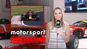 Verstappen F1'in yeni video oyununun özellikleri hakkında konuştu