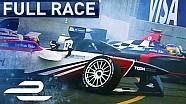 Villeneuve'ün kazası! Pekin ePrix 2015 (2.sezon - 1. yarış) - Tüm yarış