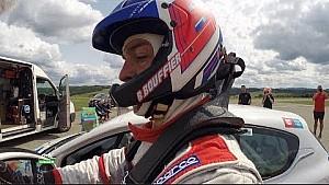Barum Czech rally Zlín 2017 - Junior championship highlights Leg 1