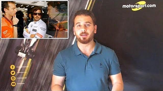 فورمولا 1 هل يستمرّ ألونسو مع مكلارين في موسم 2018؟