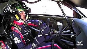 Rally Germany best of: On-boards Hyundai Motorsport 2017