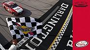 Denny Hamlin vence Joey Logano para ganar Xfinity en Darlington