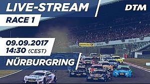 Live: Race 1 (Multicam) - DTM Nürburgring 2017