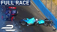 Into the barrier! Punta del Este ePrix 2015 (Season 2 - Race 3) - Formula E