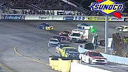Nascar-incident met ambulance