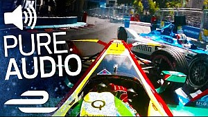 Season 3 onboards compilation: Pure race sound - Formula E