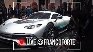 Mercedes- AMG Project One, quella con il motore della Formula 1! | Salone di Francoforte 2017