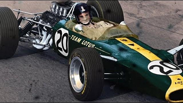 Formule 1 Terugblik: Jim Clarks mooiste race