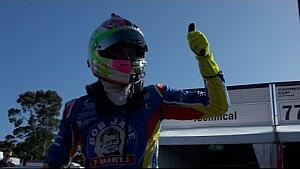 Carrera Cup : Sandown 2017 - Race 2 interviews