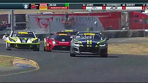 PWC GP of Sonoma GTS/GT4 rd.18 live stream highlights