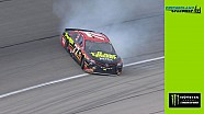 Erik Jones spins off Turn 4 at Chicago