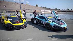 K-PAX Racing Sonoma 2017 - Bryan Sellers