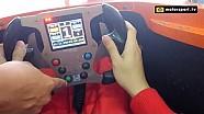 Mengenal kokpit Formula 4 SEA Mygale M14-F4 Renault
