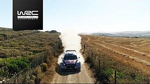 WRC 2017: Havadan özel görüntüler