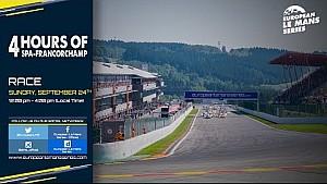 4 Saat - Spa-Francorchamps 2017 - ELMS