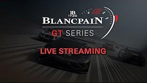 Free practice - Barcelona - Blancpain Gt Series