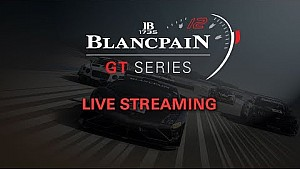 Re-Live - Qualifying  Blancpain GT Series - Barcelona  2017
