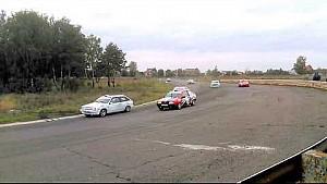 Фінал ЧУ з кільцевих гонок: аварія