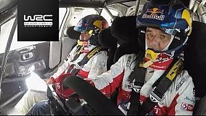 Pruebas de Sébastien Loeb Citroen C3 WRC