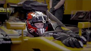 Watch Nico Hülkenberg enter the zone before a race #EnterTheZone