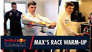 Як Макс Ферстаппен готується до гонки Гран Прі Японії?